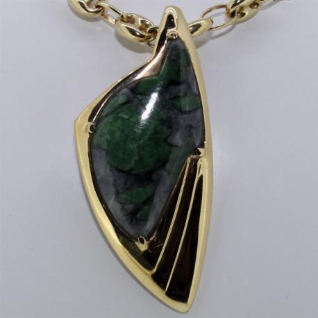 Corse design vert d'Orezza