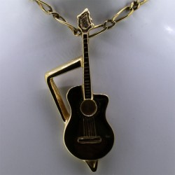 Corse guitare or