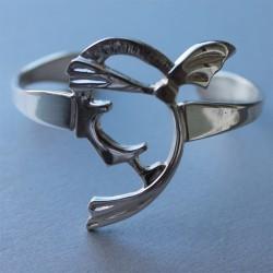 Bracelet Tête de Maure bandeau S